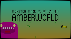 Monster Maze Amber World Demo ().2.2) game