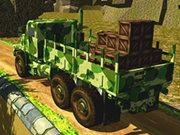 Army Truck Transport game