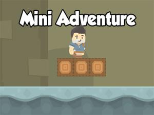 Mini Adventre game