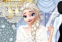 Princess Winter Wedding Ideas game