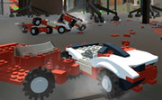 play Brick Car Crash Online