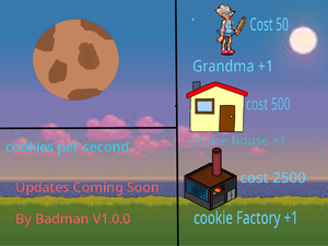 Cookie Craze game
