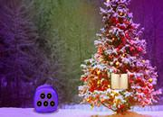 Fantasy Christmas Tree Forest Escape game