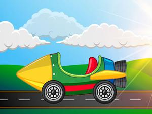 play Colorful Vehicles Memory