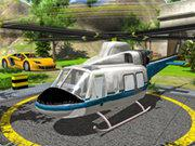 Free Helicopter Flying Simulator game