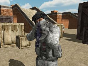Counter City Strike Commando Action 2020 game