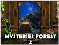 Mysteries Forest Escape-2 game