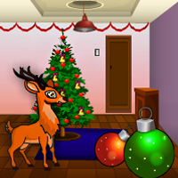 G4E Reindeer House Escape game