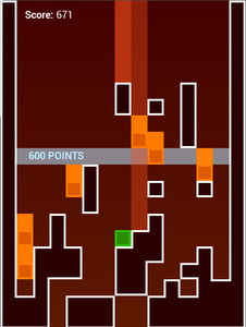 Block Rush game