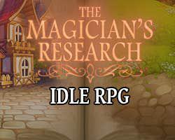 The Magician'S Research game