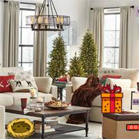 Gfg Christmas House Decorate Escape game