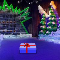 Christmas Ice Theme Park Escape game