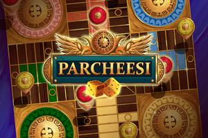 Parcheesi Deluxe game