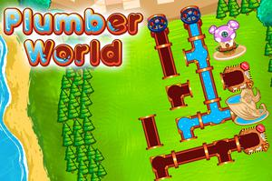 Plumber World game