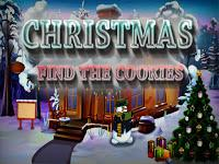 play Top10 Christmas Find The Cookies