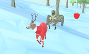 Deer Simulator Christmas game