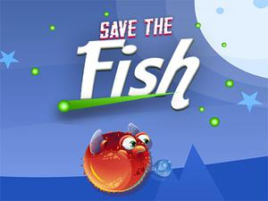 Save The Fish game