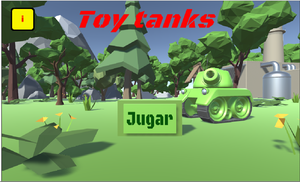 Toy Tanks game