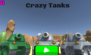 Crazy Tanks game