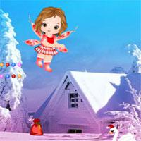 play G2R Christmas Angel Forest Escape
