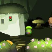 play 8B Rabbit Escape From Forest House