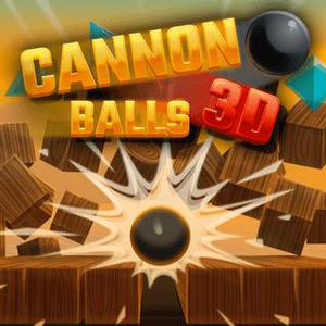 play Cannon Balls 3D