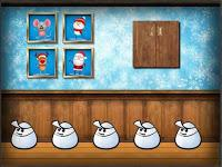play Amgel Snowman Room Escape