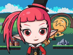 play Mage Girl Adventure