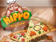play Hippo Pizza Chef