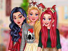 play Design My Festive Winter Look