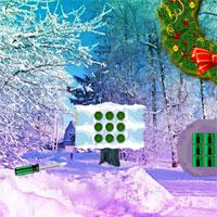 play Christmas Wreath Forest Escape