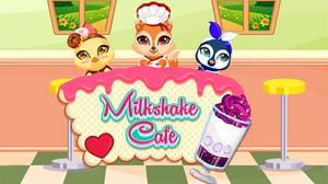 play Milkshake Cafe