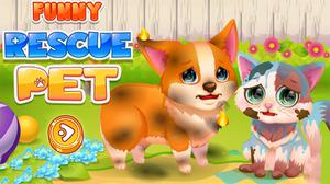 play Funny Rescue Pet