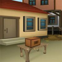 play Feg-Escape-Games-Bygone-Town-3