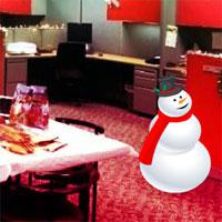 play Santa Office Secret Gift