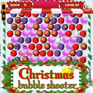 play Christmas Bubble Shooter 2019