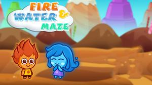 play Fire And Water Maze