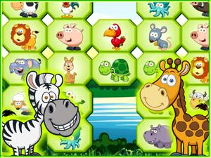 play Jungle Mahjong Deluxe