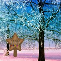 play New Year Snow Land Escape