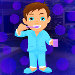 play Tooth Brushing Boy Escape