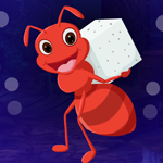 play Food Carrying Ant Escape