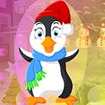 play Christmas Penguin Escape