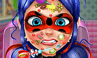 play Dotted Girl: Skin Doctor