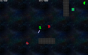 play Agrid - Simple 2D Shooter