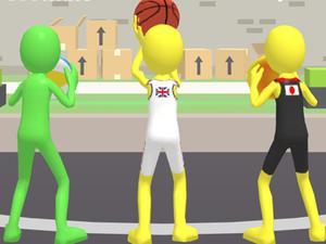 play Five Hoops