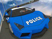 Impossible Police Car Track 3D 2020 game