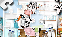 play Jigsaw Puzzle: Kids Farm Fun