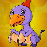 play Games4King Baby Pterodactyl Escape