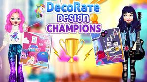 play Decorate Design Champions