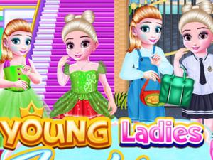 play Young Ladies Fashion
